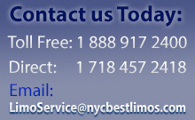 NYC Limo Contacts