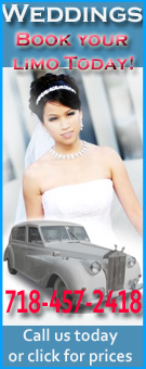 nyc wedding limousines
